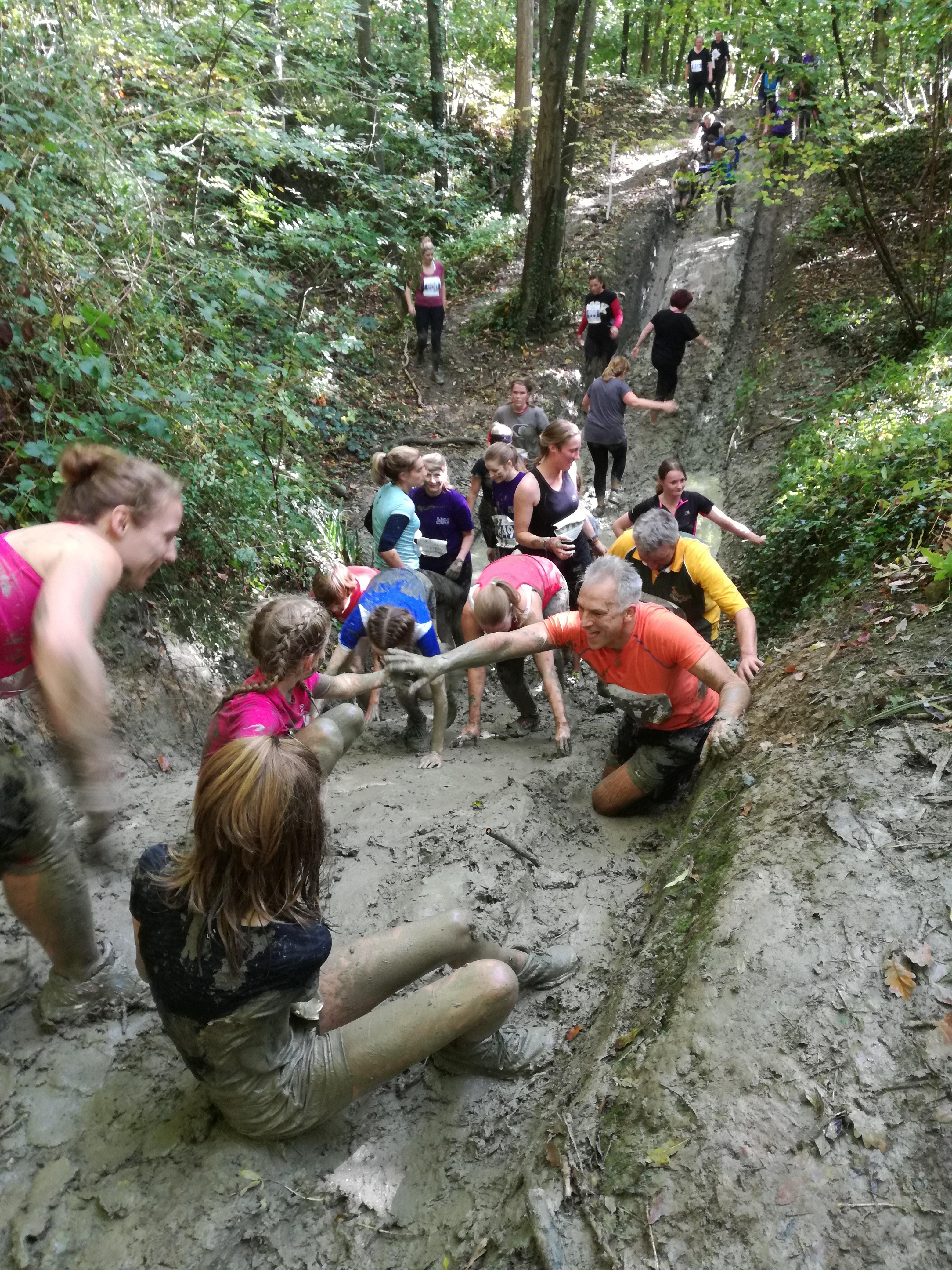 mud run herefordshire