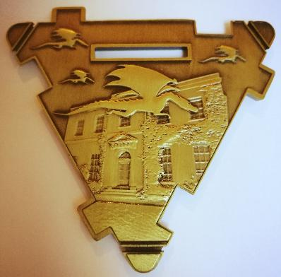Killerton Running Race Medal