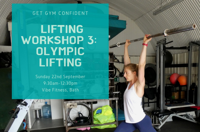 Kim Lifting workshops