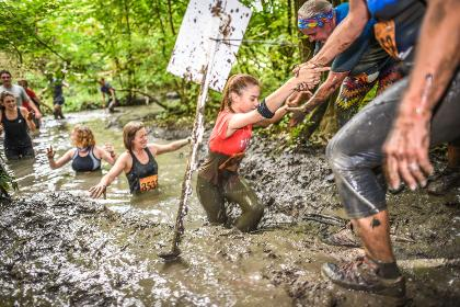 Mud Bath Run Eastnor