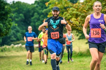 Killerton running race