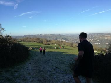 Bath Skyline 10km, Brown's Folly